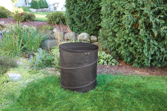 75-Gallon Eco Bin Collapsible Composter