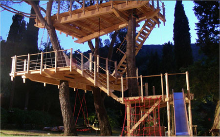 Abitalbero Tree Houses