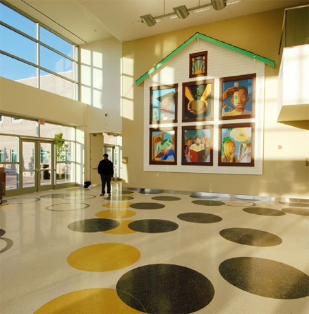Alameda County Juvenile Justice Center