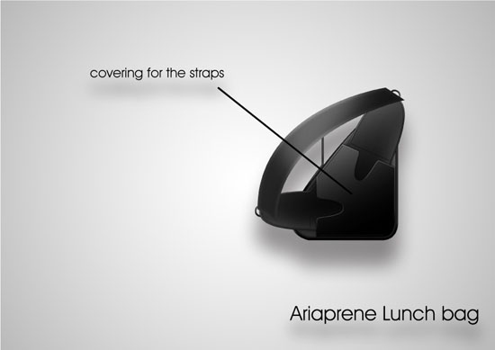 Ariaprene Lunch Bag