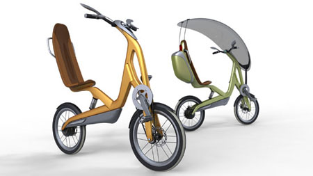 Aside From Being An Eco Friendly Vehicle The Autovelo Also Has A Clean Design That Provides Users With Comfort And Convenient He Or She Needs
