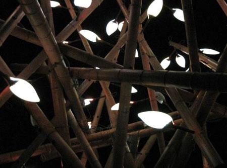 Bamboo LED