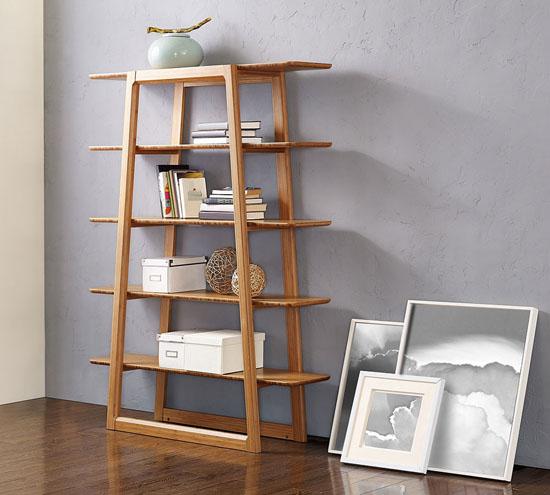 Bamboo Pure Palisades Bookshelf