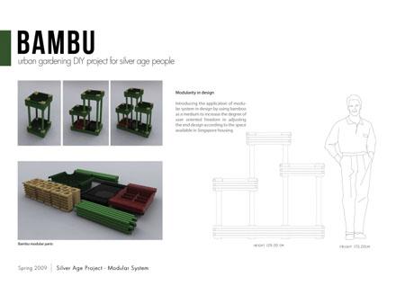 Bamu Urban Gardening Concept
