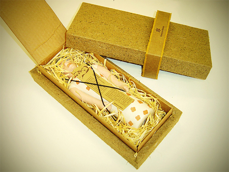 Banco do Brasil Sustainable Gift Packaging