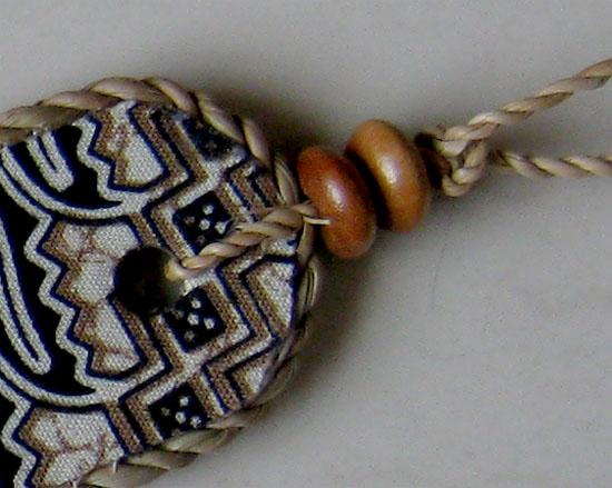 Batik Bookmark from Little Green Trade