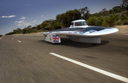 Bethany Solar Racing Car