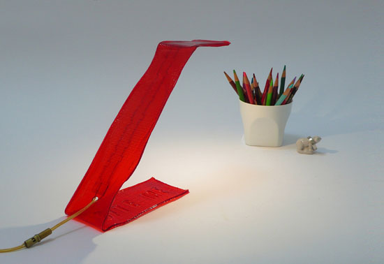 BITE ME LED Desk Lamp