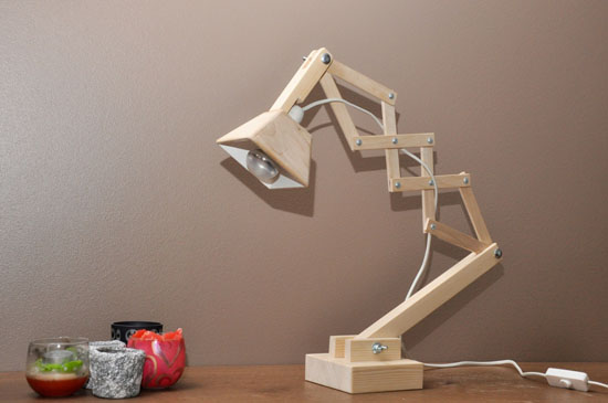 woodworking plans table lamp | Quick Woodworking Projects