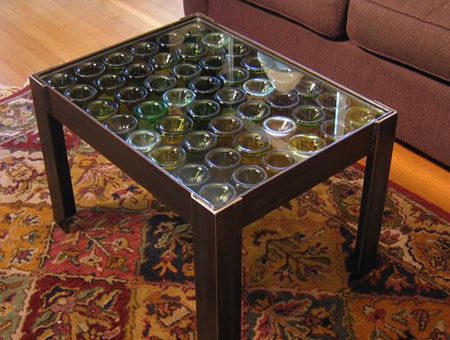 Blue Moon Eco-coffee Table
