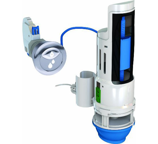 Blue Source HYR270 HydroRight Drop-in Dual Flush Converter