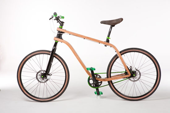 Bonobo Plywood Bicycle