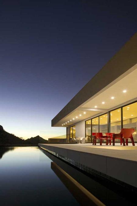 bradley residence, arizona