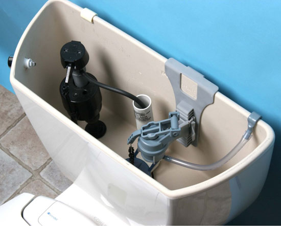 Make Your Toilet A Water Save And Use Brondell Dual Flush
