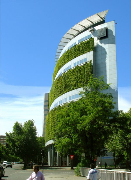 The Green Building of National Life Insurance by Henry Browne and Borja Huidobro