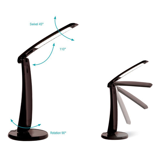 Bulbrite Swytch LED Desk Lamp