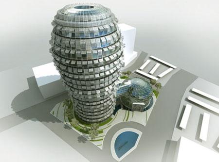 Cactus Skyscraper