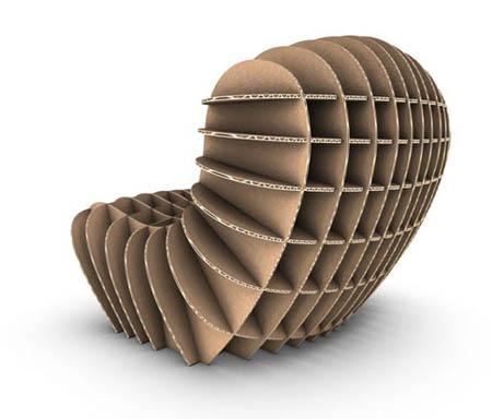 Cardboard Lounge