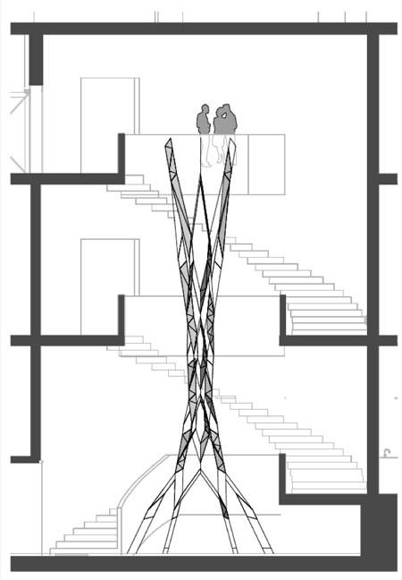 Cardboard Tower