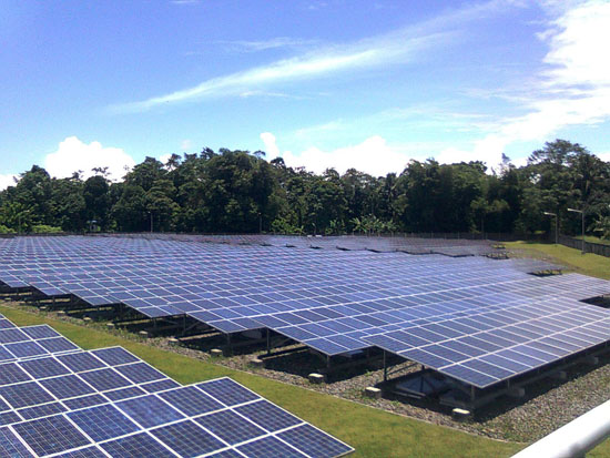 CEPALCO Introduces Its Solar Power Plant In Cagayan de Oro ...