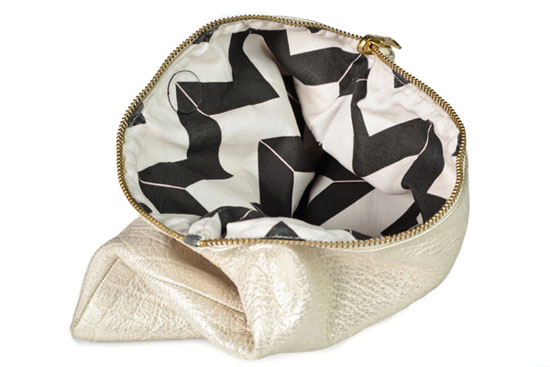 Chevron Reversible Clutch