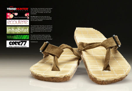 8498f757ae109 Chop Flops  A Stylish And Sustainable Thong Sandals