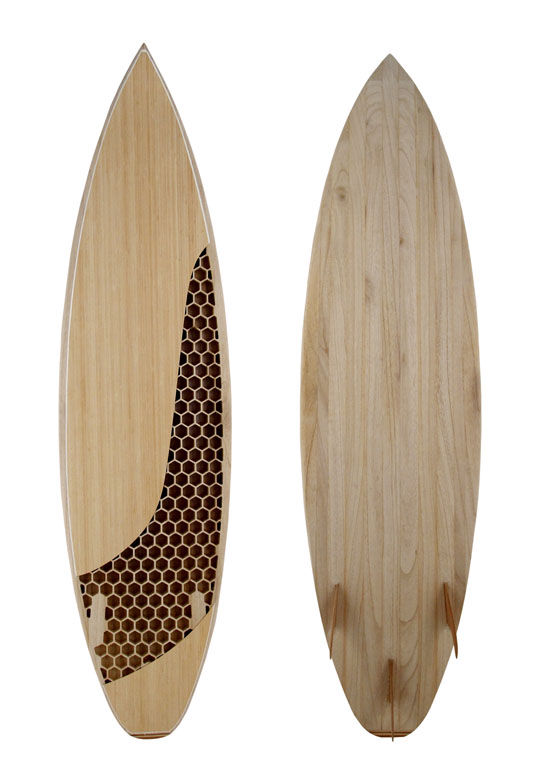 Cleaner Waves Surfboard