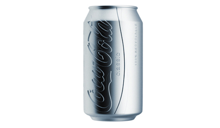 Colorless Cola Packaging