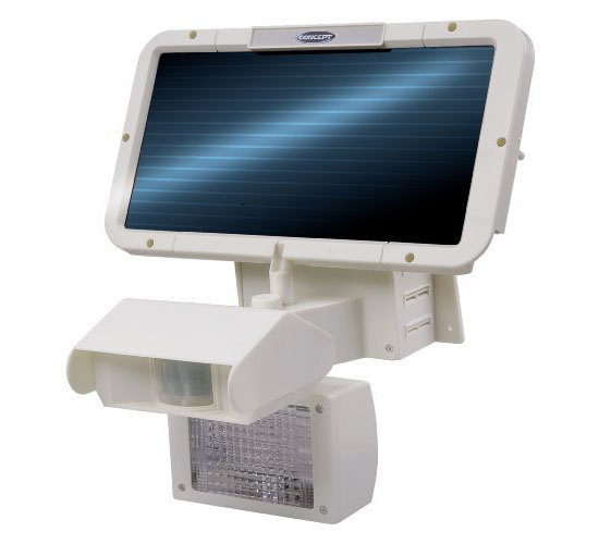 Concept SL-100 LED Solar Security Light
