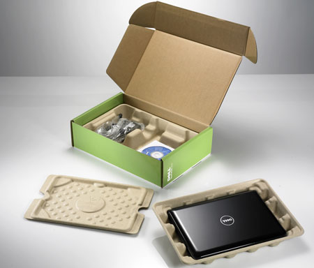 Dell Inspiron Mini10: On An Eco-friendly Packaging | Green