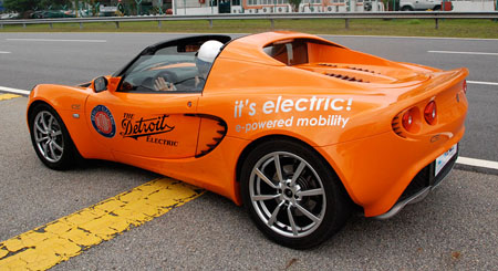 detroit electric car
