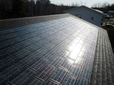 Solar Panels from Dow Solar