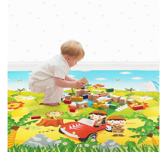 Dwinguler Eco-friendly Kids Play Mat
