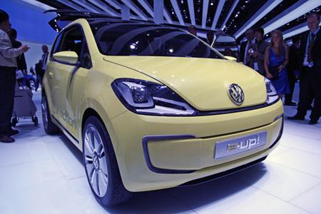 E-Up! Electric Concept Car