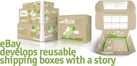 The Ebay Box A Reusable Box For Your Online Purchases