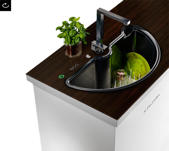 Eco automatic sink is your eco friendly dishwasher sink for Eco friendly kitchen products