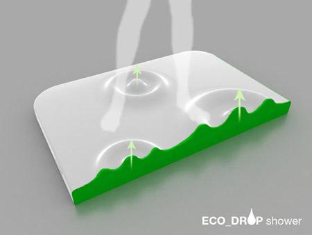 Eco Drop Shower