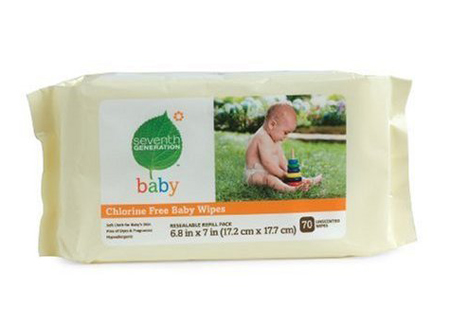 Eco-friendly Baby Wipes