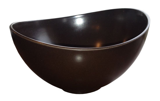 Eco-friendly Biodegradable Cocoa Color Bowl From Grenware