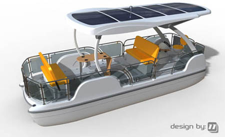 Eco-friendly Boat Concept
