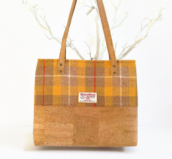 Eco Friend Cork Bag by MyCottonHouse