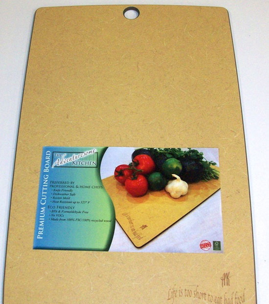 Eco-friendly Professional Kitchen Cutting Board