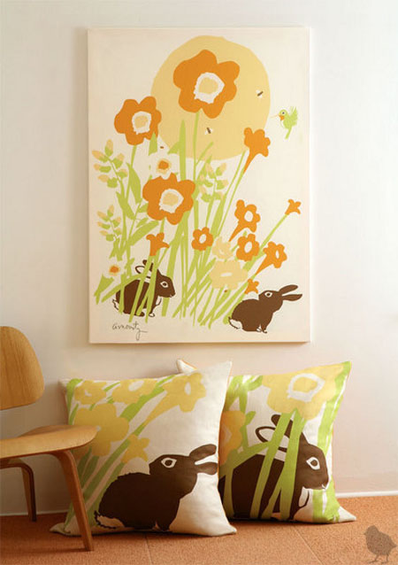 Decorate Your Walls with an Eco-Friendly Wall Décor | Green Design ...