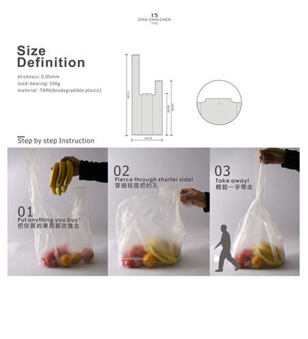 Eco-plastic Bag