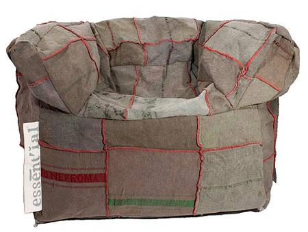 ecoarmchair artistic furniture
