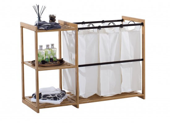 EcoStorage 3 Bag Laundry Sorter by Trinity