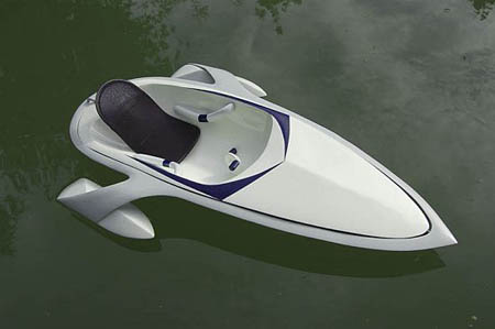 Electric  Photo on The 1liaison Electric Hybrid Boat By Manuel Schneider   Igreenspot