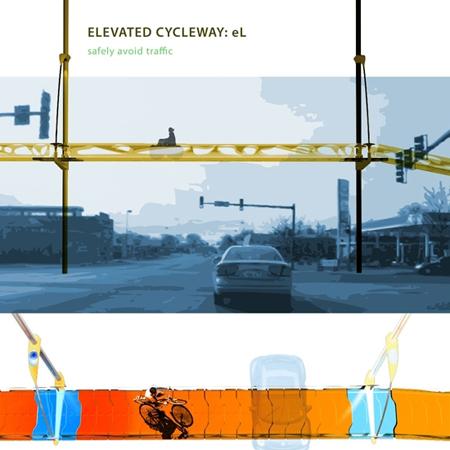Elevated Cycleway