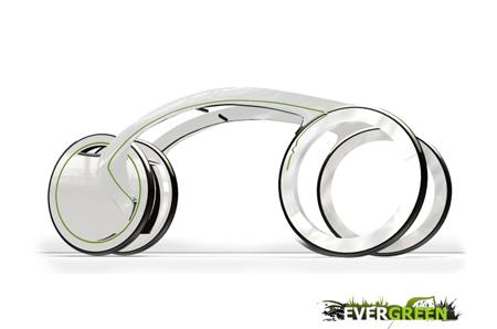 Evergreen Eco Vehicle