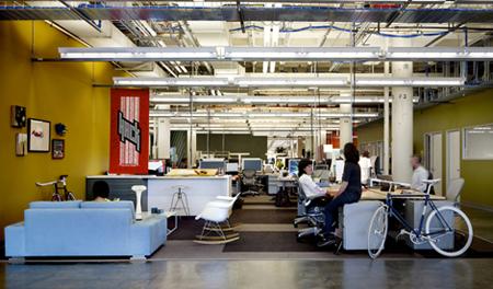 Facebook Eco Headquarter